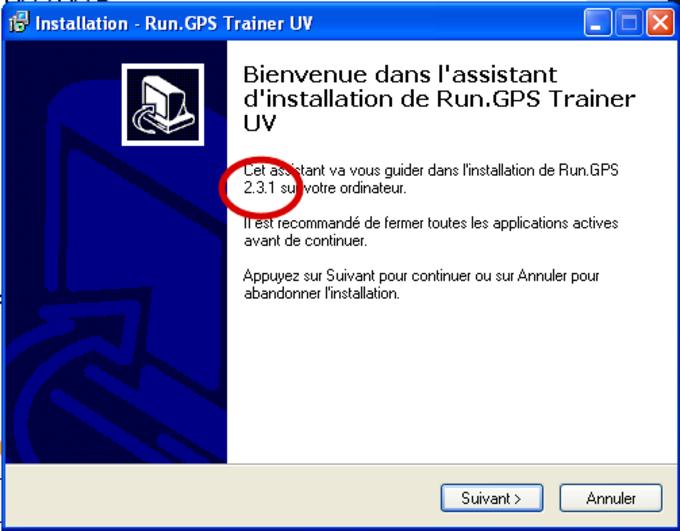 Run.GPS Trainer UV