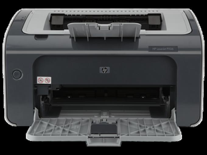 HP LaserJet Pro P1106 Printer drivers
