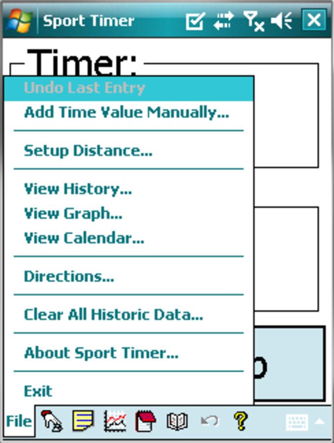 Sport Timer