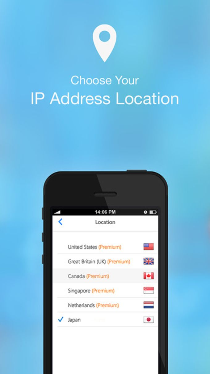 VPN in Touch   Free VPN Proxy and Hotspot Security