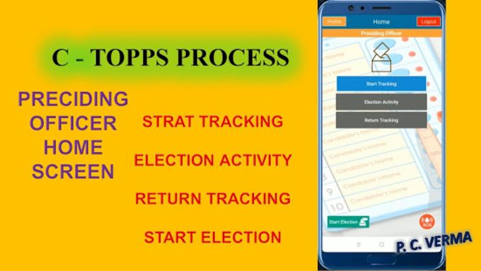 C-TOPPS Election Tracking Application Information