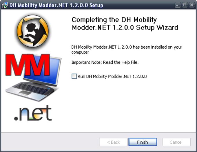 DH Ati Mobility Modder
