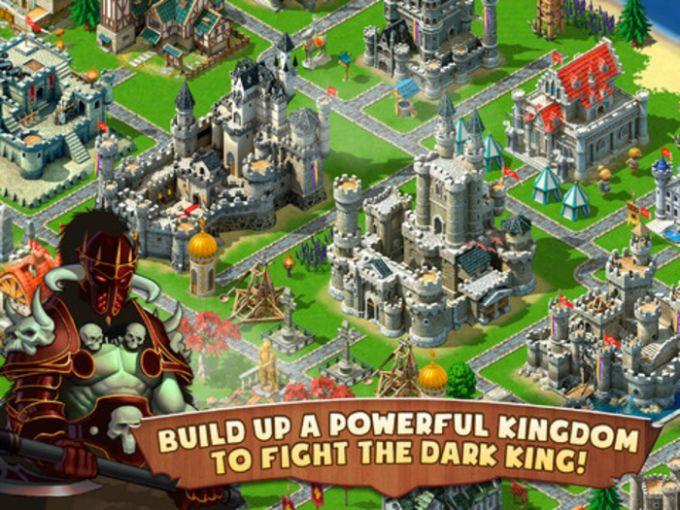 Kingdoms & Lords – Bataille et stratégie: Soyez prêts !
