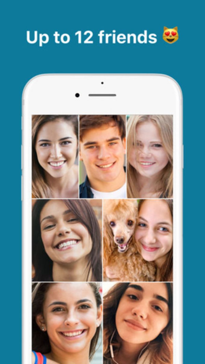 Zooroom – Group Video Chat