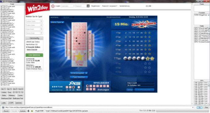 Hoffmanns Lotto-Experte EuroMillion