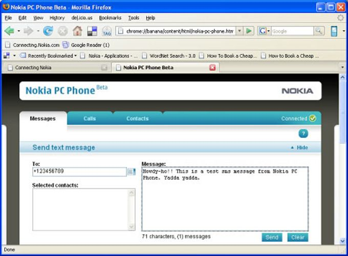 Nokia PC Phone
