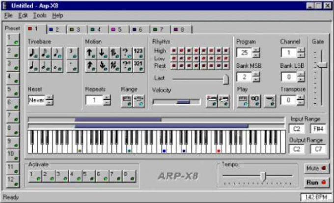 Arp-X8