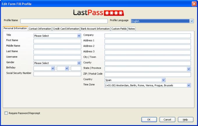 LastPass dla Firefox