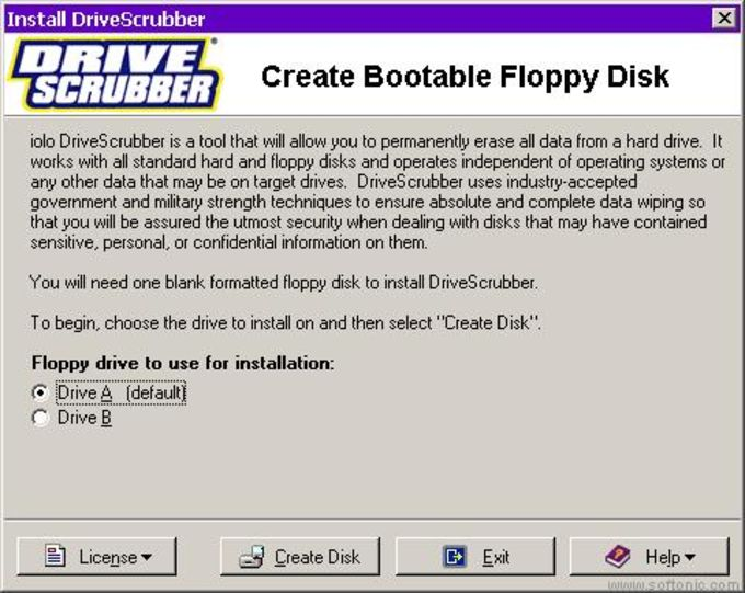 DriveScrubber
