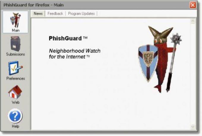 PhishGuard for Firefox