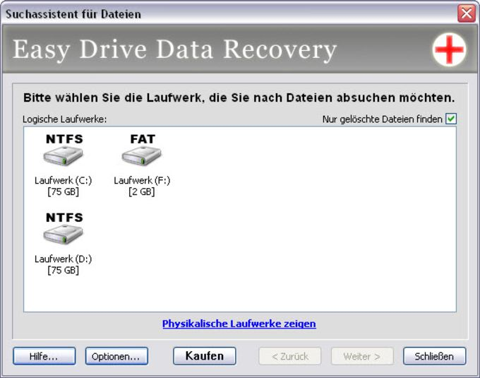 Easy Drive Data Recovery