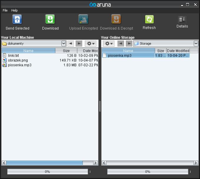 GoAruna Desktop