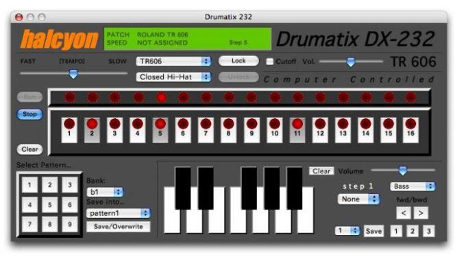 Drumatix 606