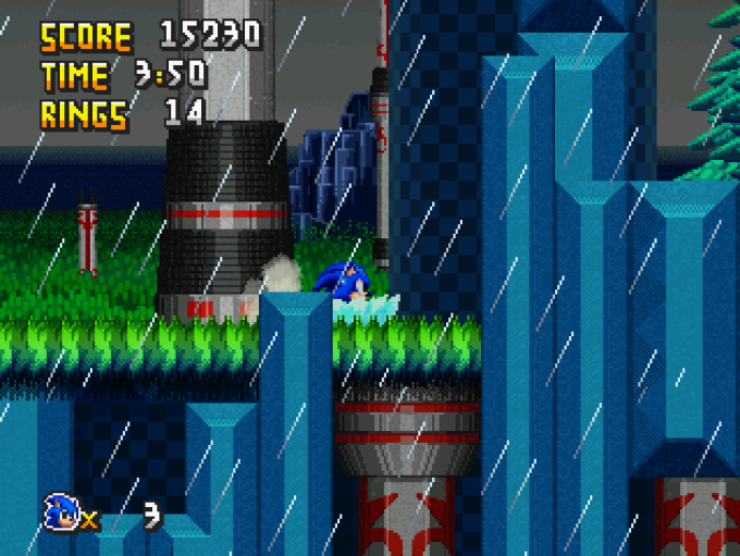 <b>Sonic</b> <b>after</b> <b>the</b> <b>sequel</b> <b>dx</b> on <b>android</b> (liquidsky)