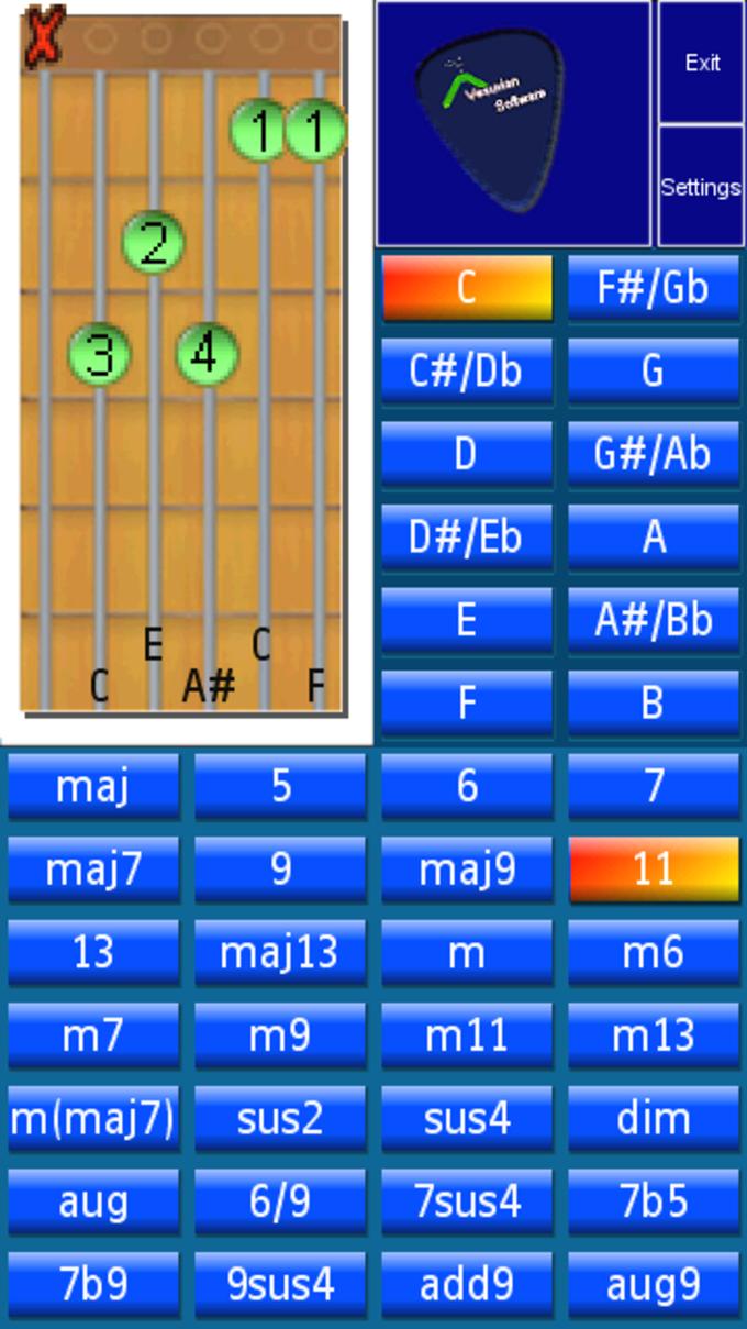 Chord Finder