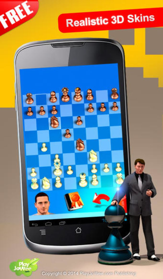 Chess free - Game and Puzzles