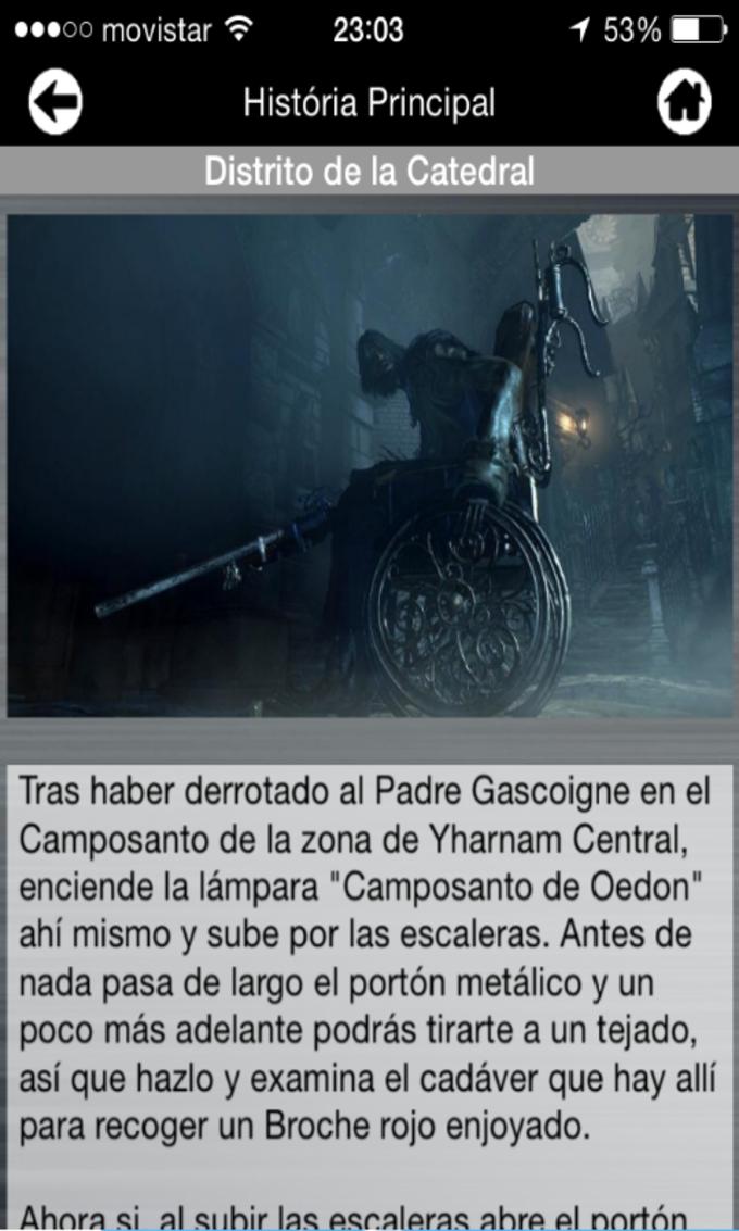 Guia Bloodborne