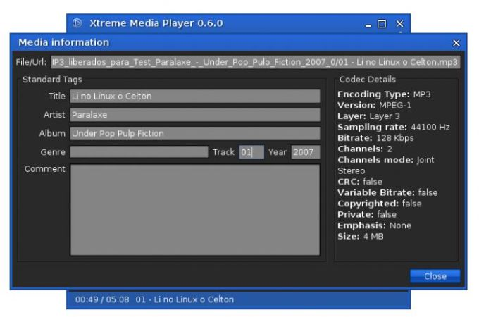 Xtreme Media Player