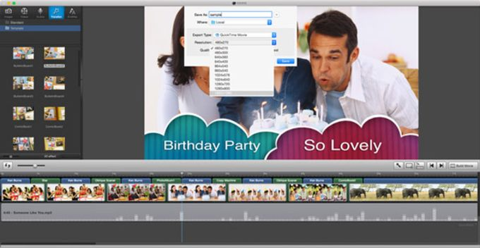 Mazylab Movie Maker for Mac