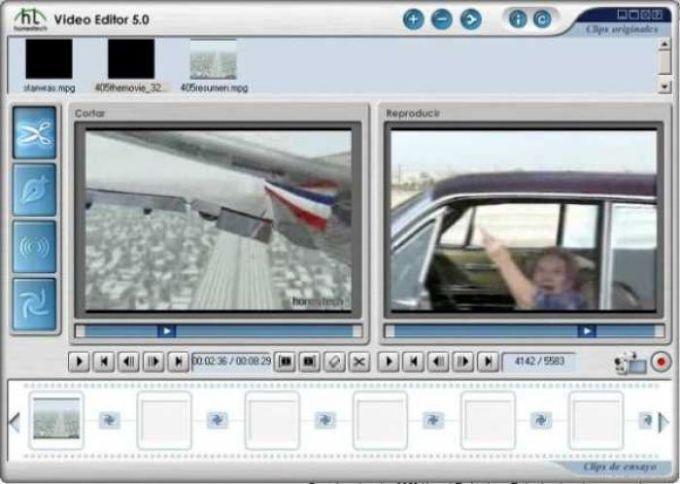 Honestech Video Editor