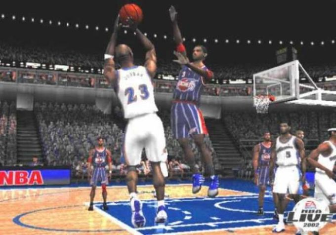 NBA Live 2001 Current Roster Update