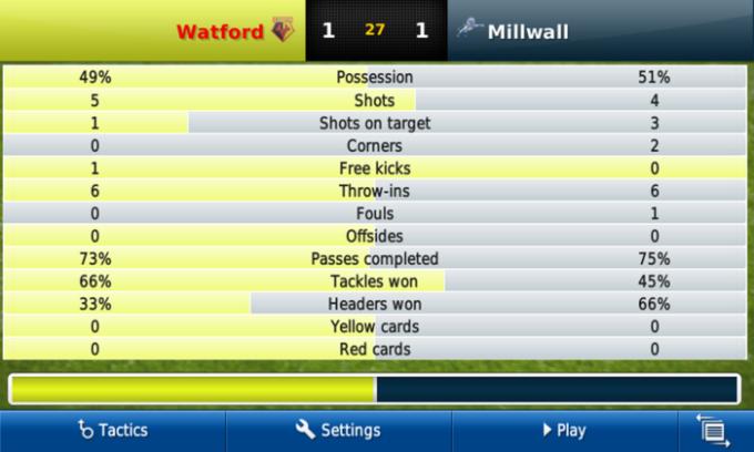 Football Manager Handheld 2013
