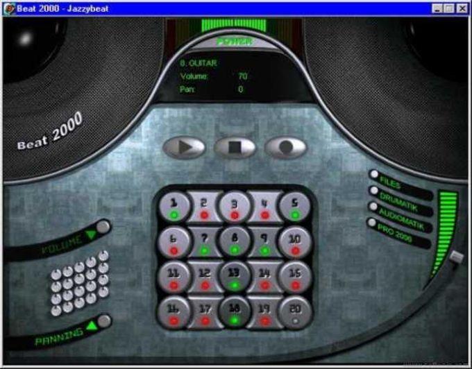 Beat 2000 Demo