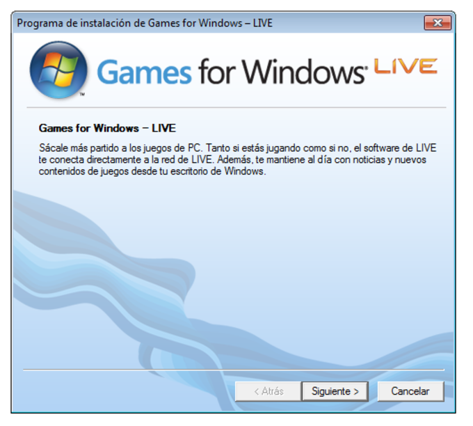 Games for Windows Marketplace Client