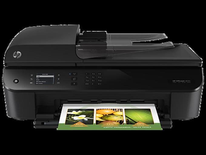HP Officejet 4632 Printer drivers