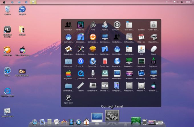 Mac OS X Lion Skin Pack