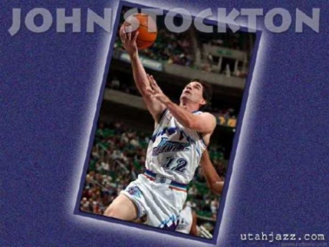 John Stockton Wallpaper