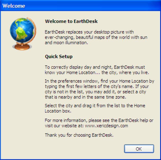 EarthDesk