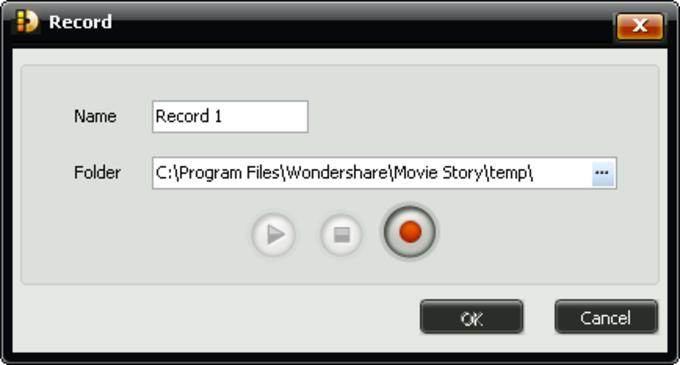 Wondershare Movie Story