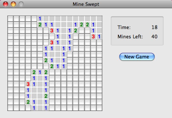 Mine Swept