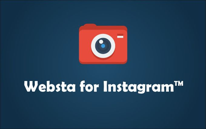 Websta for Instagram