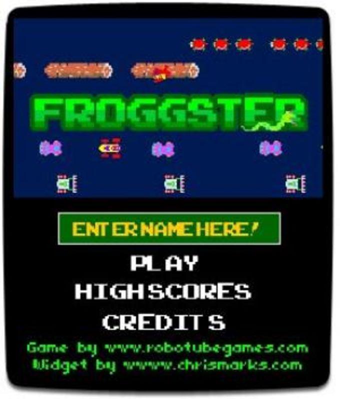 Froggster Widget