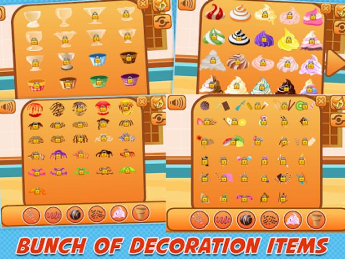Ice Cream Maker - Juegos para
