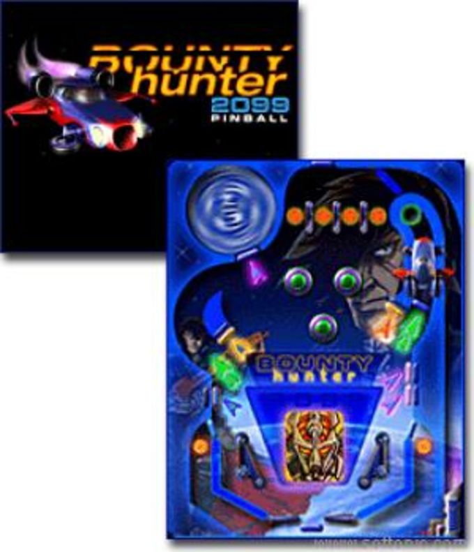 Bounty Hunter 2099 - Pinball