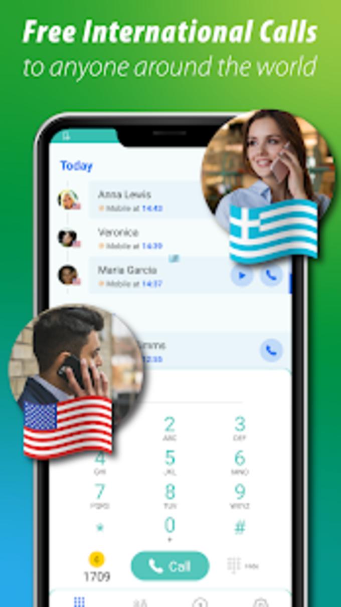 Free Calls International Phone Calling - CallGate