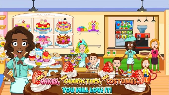 My Town  Bakery