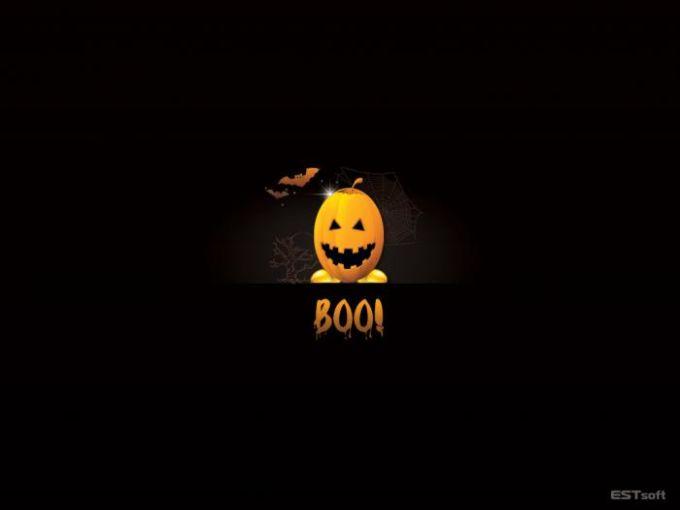 Boo-tiful Halloween Wallpaper