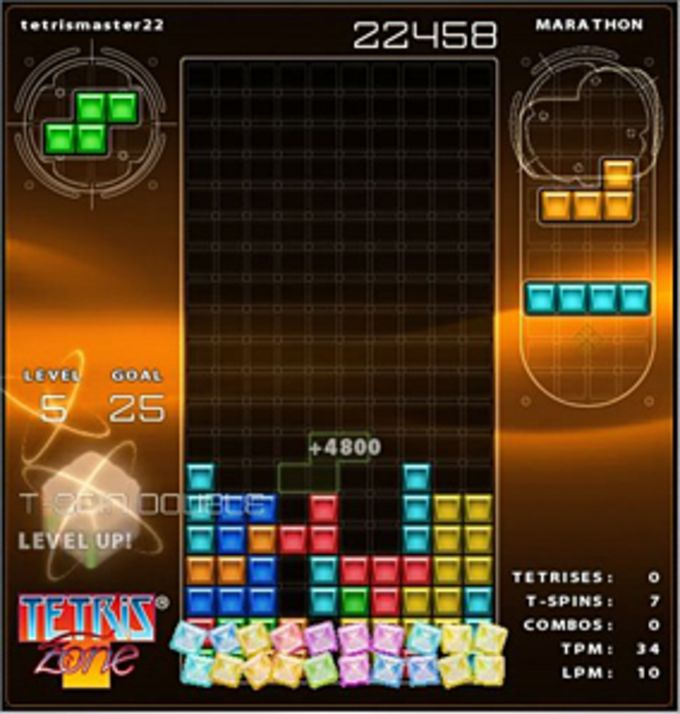 Tetris Zone Mac