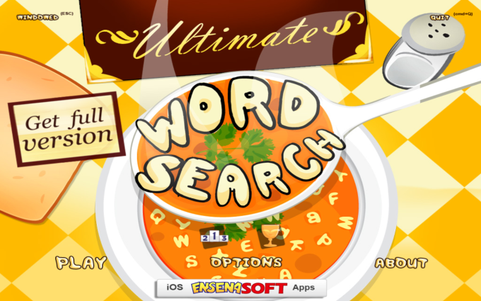 Ultimate Word Search Free