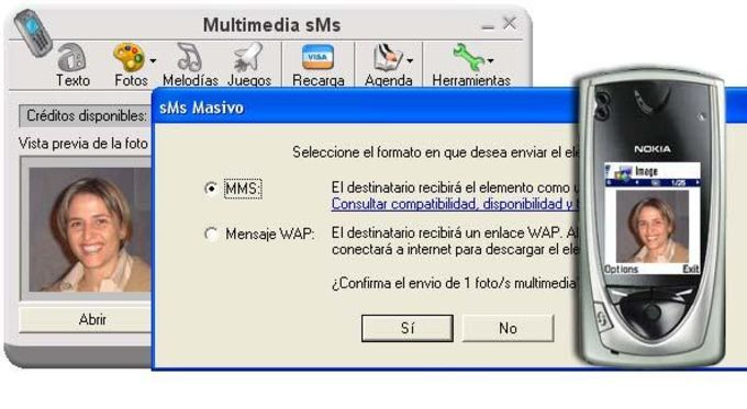 Multimedia sMs
