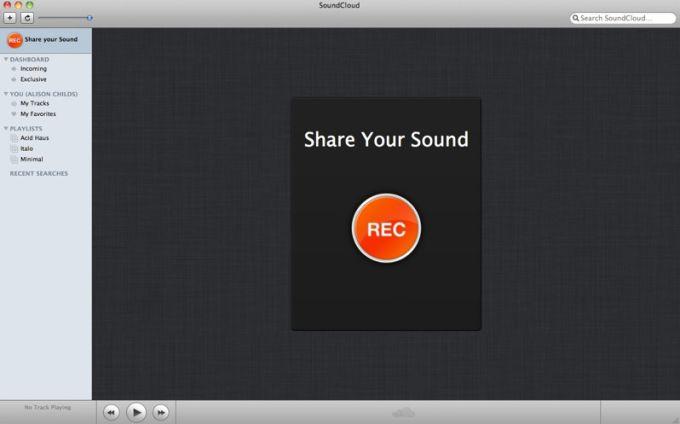 SoundCloud : sons & musiques