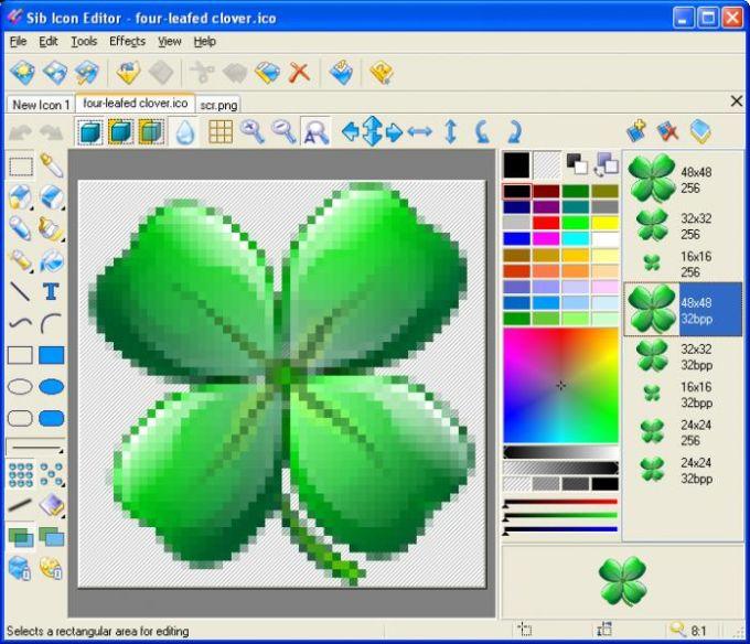 Sib Icon Editor