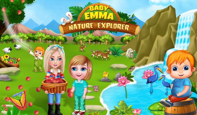 Baby Emma Nature Explorer