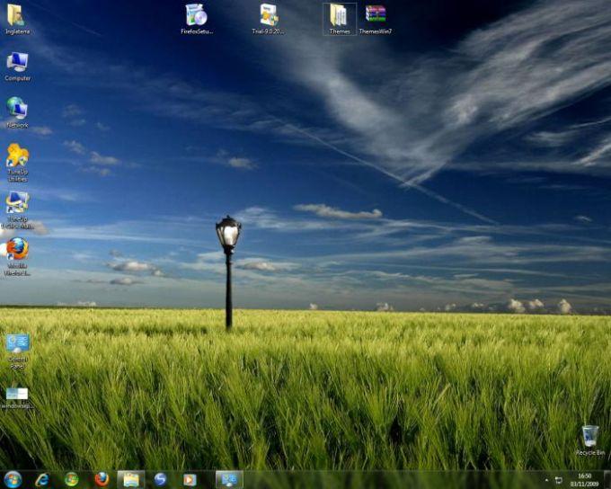 Windows 7 Visual Themes Pack