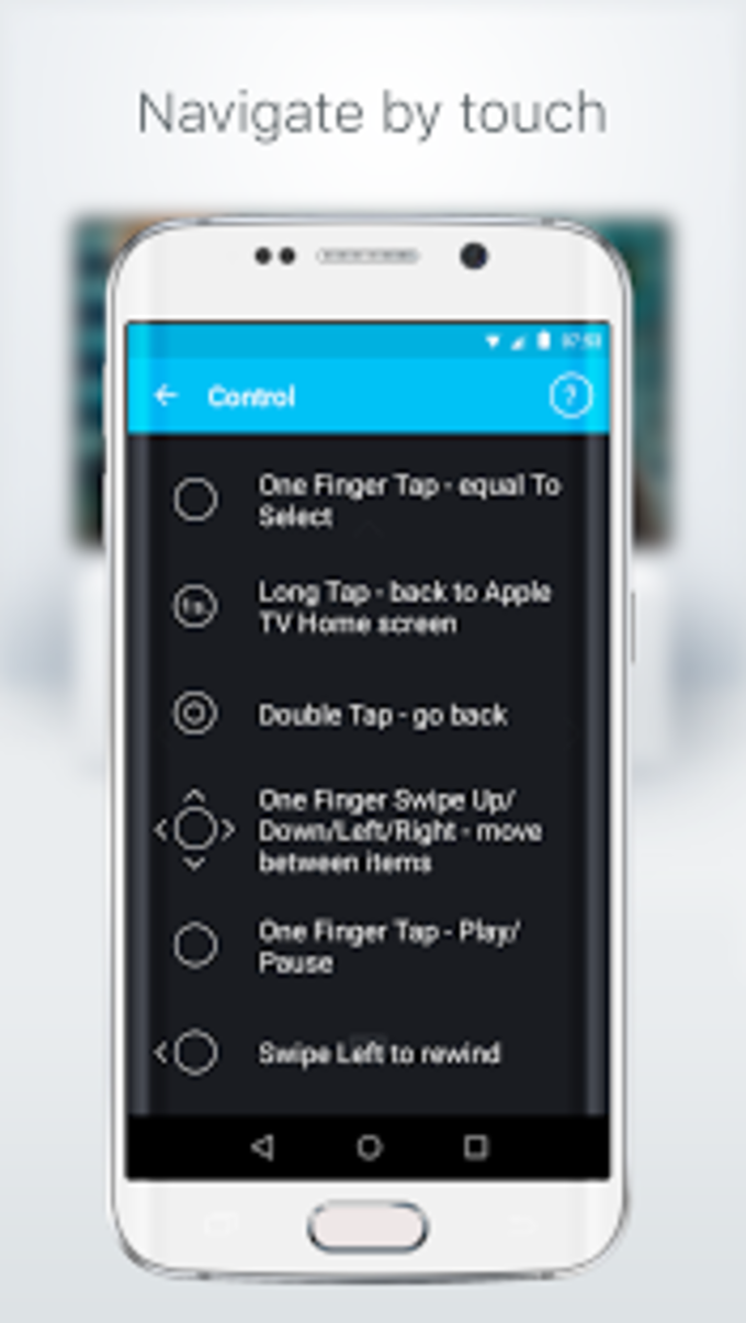 Apple TV free remote: CiderTV