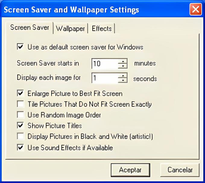Scotland in Focus ScreenSaver 1